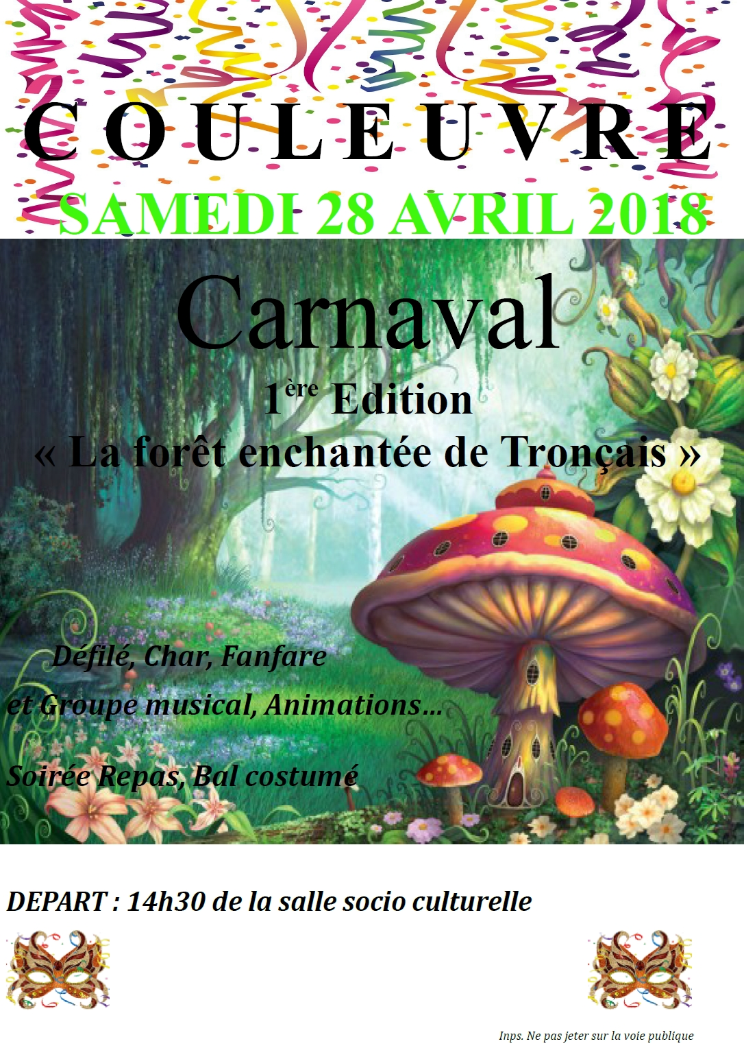 CARNAVAL COULEUVRE