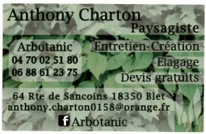 ANTHONY CHARTON