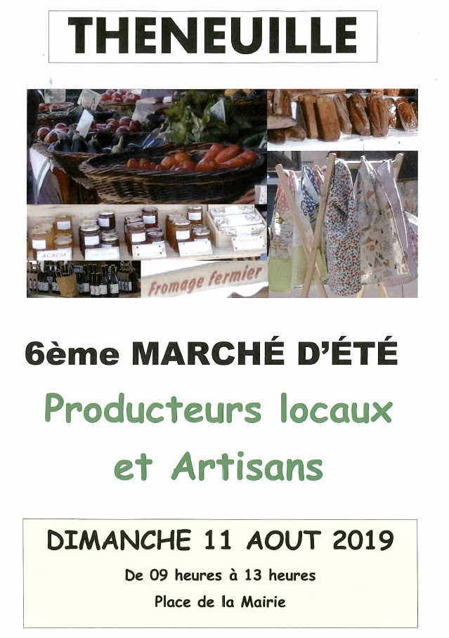 MARCHE A THENEUILLE