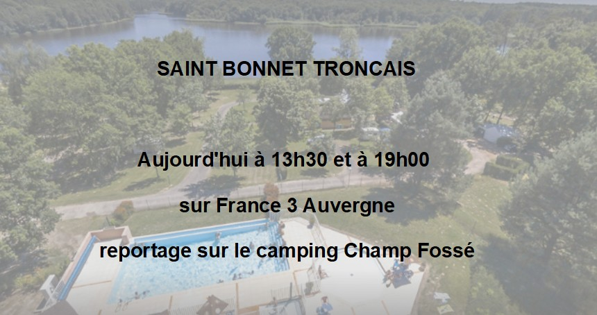CAMPING CHAMP FOSSE